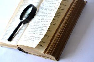 Scriptie laten redigeren