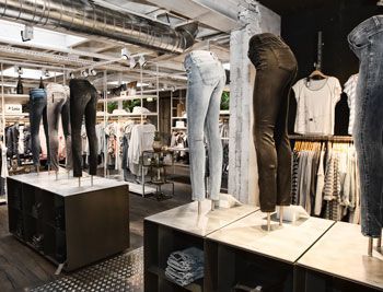kleding merken in Arnhem